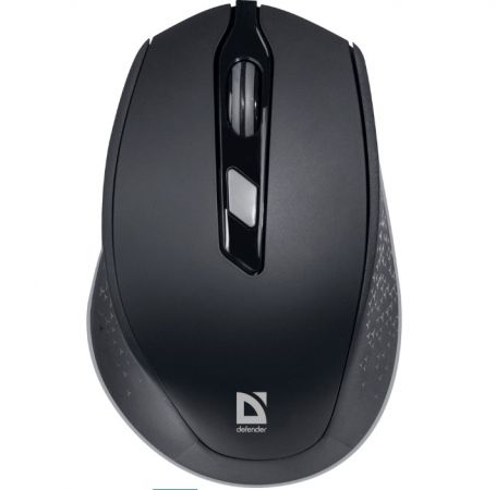 Mouse Defender MM-785 Wireless Black