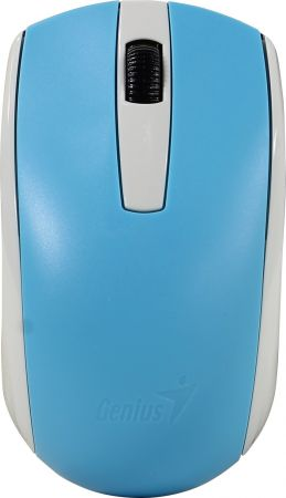 მაუსი Genius ECO-8100 Bluetooth Blue