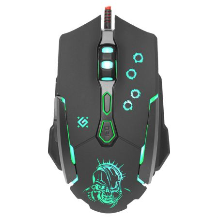 Gaming Mouse Defender GM-170L Wired Black