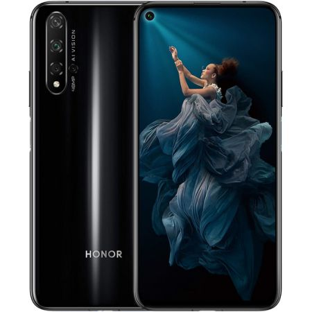 HONOR 20 128GB RAM 6GB Black
