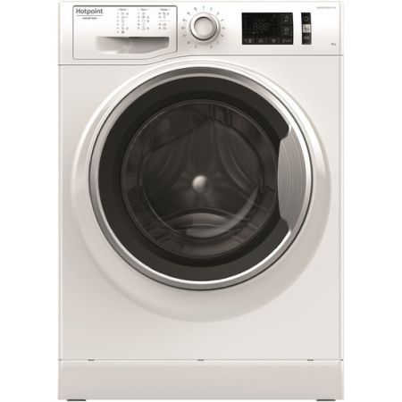 Washing Machine Hotpoint-Ariston NM11 825 WS A EU 8 kg