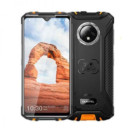 Oukitel WP8 Pro 64GB RAM  4GB Black, Orange