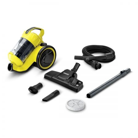 Vacuum Cleaner Karcher VC 3 700 W Yellow
