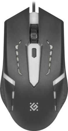 Gaming Mouse Defender MB-600L Wired Black