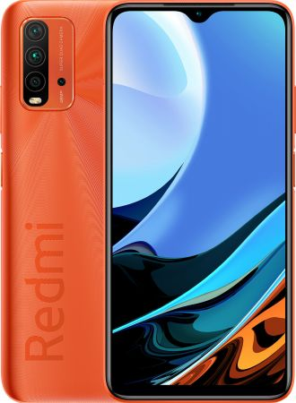 Xiaomi Redmi 9T 128GB RAM  4GB Orange