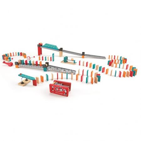 A toy Hape A toy Dominoes
