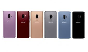 Samsung Galaxy S9 Plus 64GB RAM  6GB Black, Blue, Gold, Grey, Purple, Red