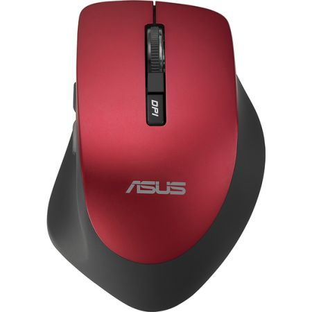 მაუსი Asus WT425 Bluetooth Black, Red