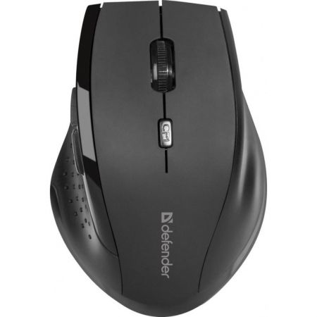 Mouse Defender MM-365 Wireless Black