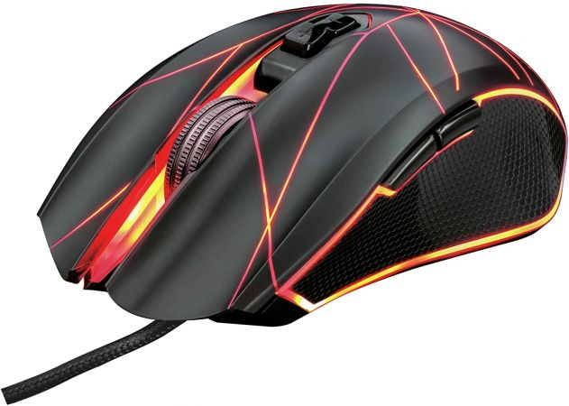 Gaming Mouse Trust 22332 Wired Black