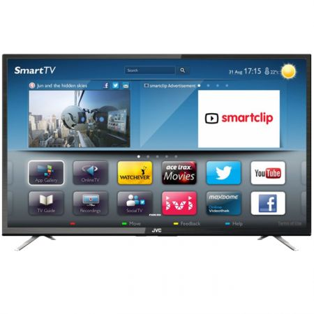 Smart TV JVC LT-45N595  45 inch (114 Full HD (1920 x 1080)