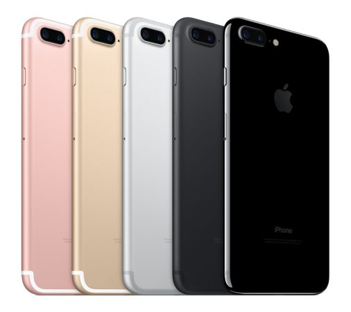 Apple iPhone 7 Plus 32GB RAM  3GB Black, Gold, Rose Gold, Silver, Space Gray
