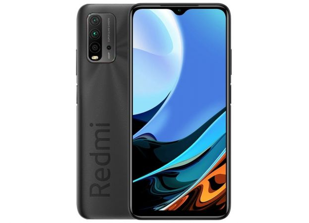 Xiaomi Redmi 9T 128GB RAM  4GB Grey