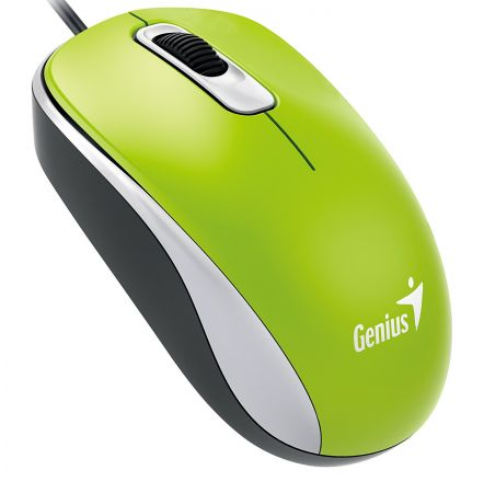 მაუსი Genius DX-110 USB Green