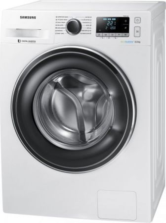 Washing Machine Samsung WW80J5246EW/LE 8 kg