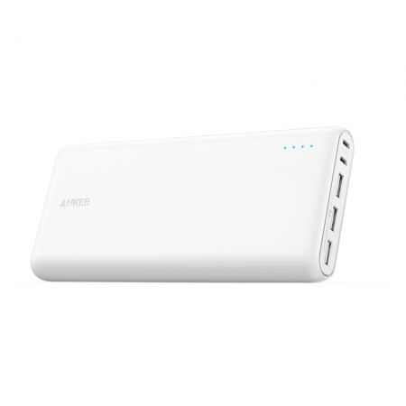 Portable Charger Anker A1277021 26 800 mAh white