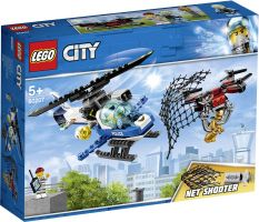 LEGO CITY - Sky Police Drone Chase 5 წლიდან