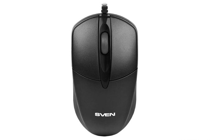 Mouse SVEN RX-112 Wired Black