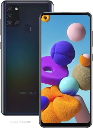 Samsung Galaxy A21s A217F 32GB RAM 3GB Black