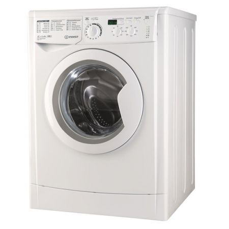 Washing Machine Indesit E2SD 2160A B UA 6 kg