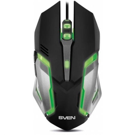 Gaming Mouse SVEN RX-G740 Wired Black