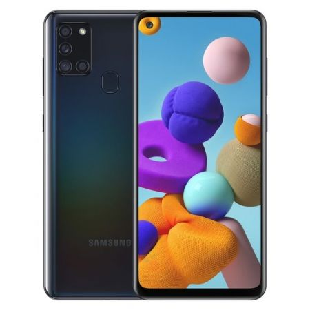 Samsung Galaxy A21s A217F 64GB RAM 4GB Black