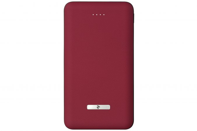 Portable Charger 2E PB2006AS 20 000 mAh Red
