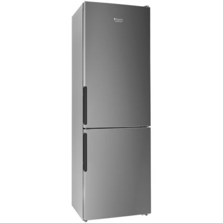 2-Door Refrigerator Hotpoint-Ariston HF 4180 S Silver
