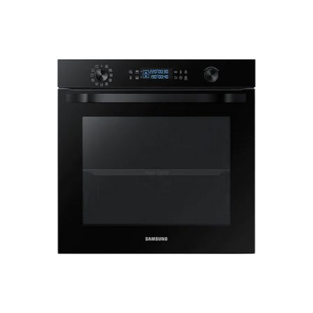 Dual Cook Built in Oven Samsung NV75K5541RB/WT Silver