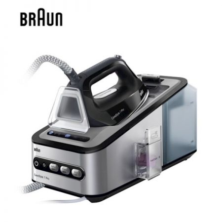 უთო BRAUN IS7156BK 2400 W