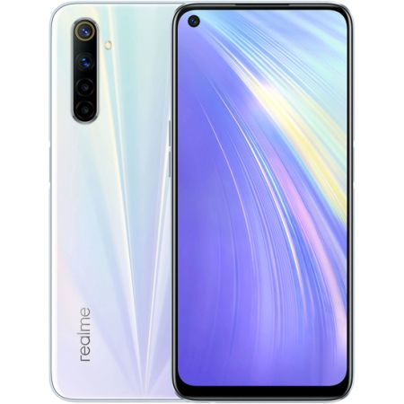Realme 6 Global version 128GB RAM 8GB White