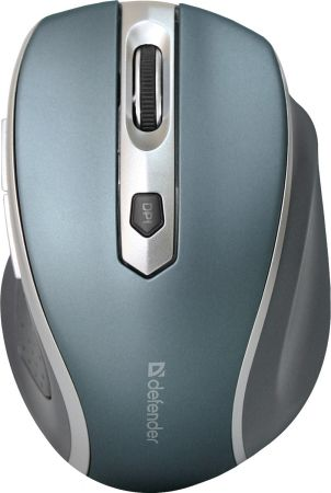 Mouse Defender MM-675 Wireless Blue