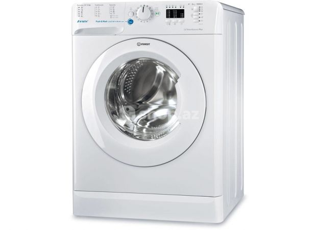 Washing Machine Indesit BWSA 61052 W 6 kg