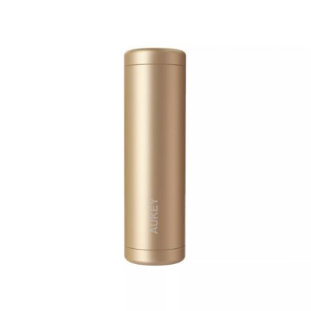 Portable Charger Aukey PB-N54 5 000 mAh Gold