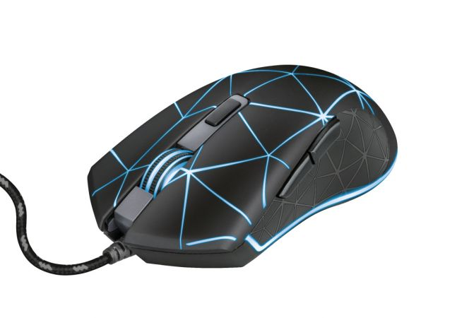 Gaming Mouse Trust 22988 Wired Black