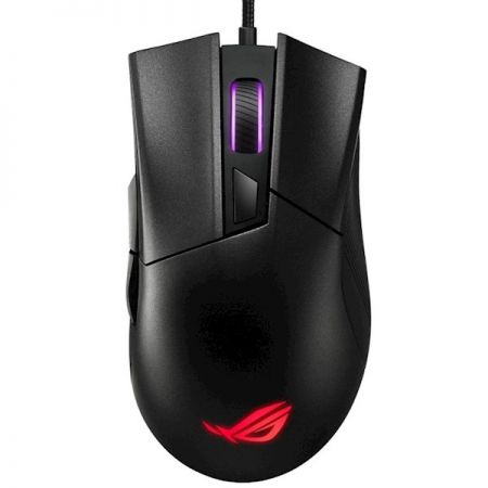 Gaming Mouse Asus 90MP01D0-B0UA00 Wired Black