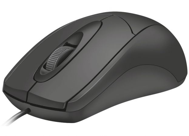 Mouse Trust 21947 Wired Black