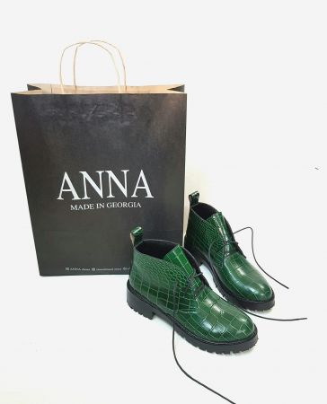 ANNA shoes Leather shoes