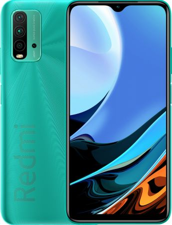 Xiaomi Redmi 9T 64GB RAM 4GB Green