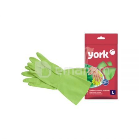 Rubber Gloves York Aloe can not 6950 L Poland